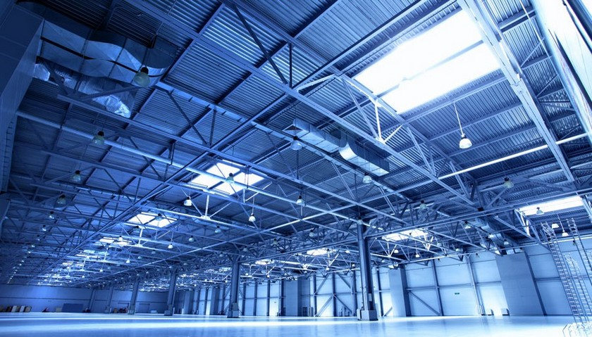 освещение на производстве