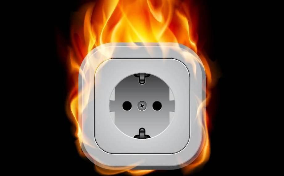 безопасность домашней электрической проводки