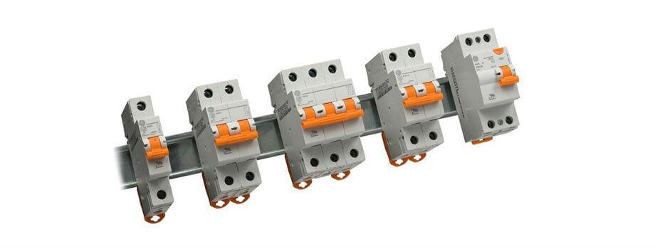 Модульные автоматы на DIN-рейке