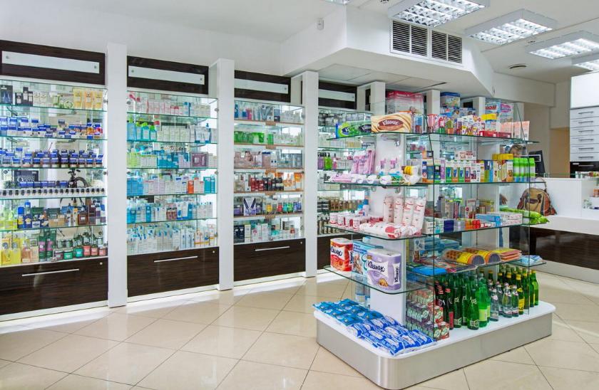 аптеки с открытой выкладкой товара фото поможем